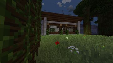 Jurassic Regular Fence/Regular Viewing Gallery (REQUIRES CHISEL) Minecraft Map & Project