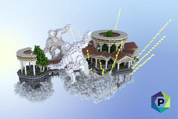 Greek God Spawn   1.8+ Minecraft Map & Project