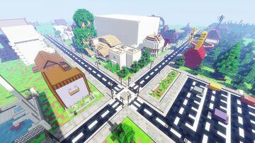 Supernatural Minecraft Map & Project