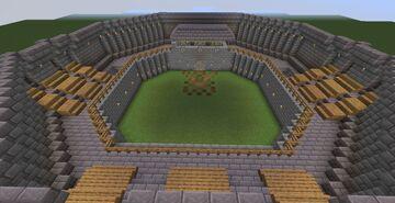 Battle Ground Minecraft Map & Project