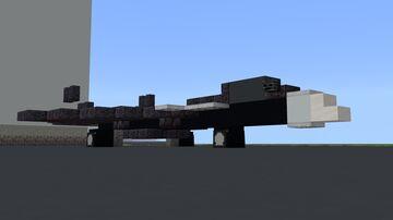 Sukhoi SU-57 1:1 Minecraft Map & Project