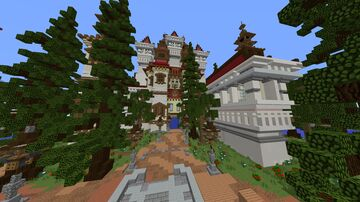 [Lobby] Castle Pack for minecraft server [BEST] Minecraft Map & Project