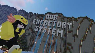 The Excretory Systems Disorders and How We Can Maintain It Minecraft Map & Project