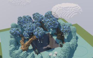 Prison Mine Map Free Minecraft Map & Project