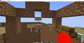 Shark's hide and seek map Minecraft Map & Project