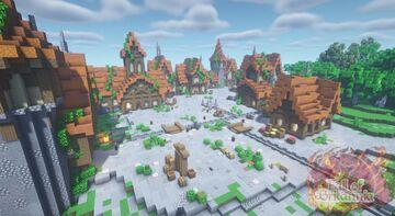 Seven Deadly Sins - Vanya Village Minecraft Map & Project