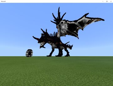 Spike Dragon Minecraft Map & Project