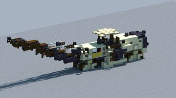 Cat PM825 Cold Planer [With Download] Minecraft Map & Project