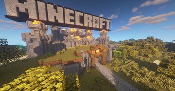 TU11 Castle TRANSFORMED Minecraft Map & Project