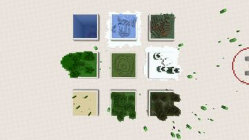 Testing World Minecraft Map & Project