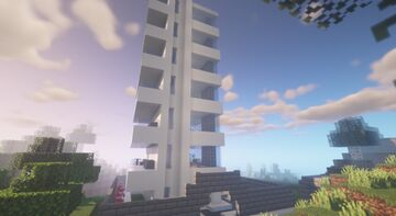 Apartment [For lazy builders] Minecraft Map & Project