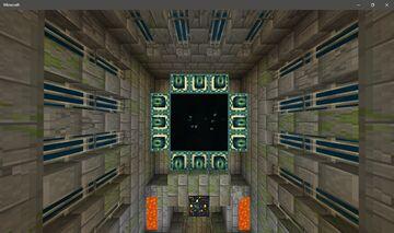 Minecraft BE village island YET IT IS EASY TO SPEEDRUN!!! Minecraft Map & Project