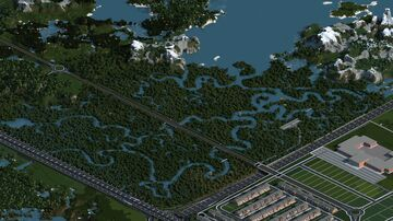 """""""The Swamps"""" National Park 