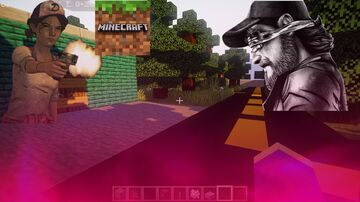 The walking dead map map the return of the lost city Beta V5.0 Minecraft Map & Project