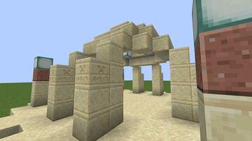 All underwater ruins REBUILT - UNCANNON MINECRAFT LORE  1.16 [JAVA EDITION] Minecraft Map & Project