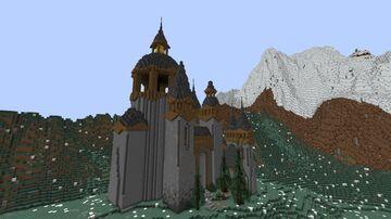 Castle Darknaten Minecraft Map & Project