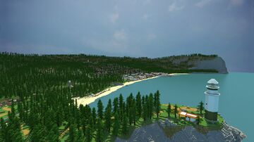 Life is Strange - Arcadia Bay Minecraft Map & Project