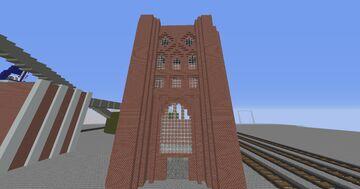 Malakowturm Schacht 2 Minecraft Map & Project