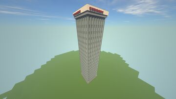 Exdrude Tower [High Rise #1] Minecraft Map & Project