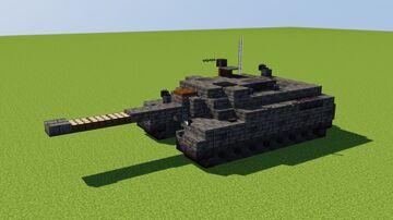 T28/T95 Super Heavy Tank Minecraft Map & Project