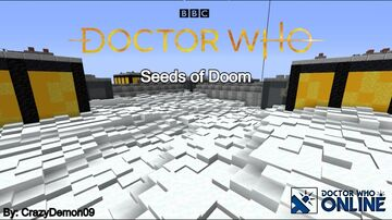Seeds of Doom - Doctor Who Online Minecraft Map & Project
