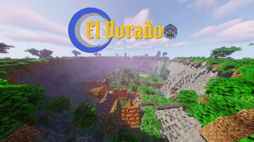 El Dorado Minecraft Map & Project