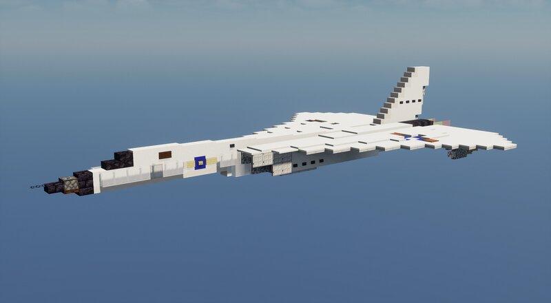 XF-108 Rapier - 1.5:1 Scale