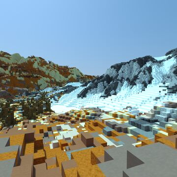 Cerendoah Minecraft Map & Project
