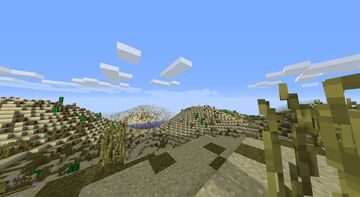 Little western terrain map Minecraft Map & Project