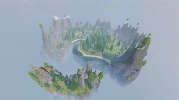 Lost Island Minecraft Map & Project