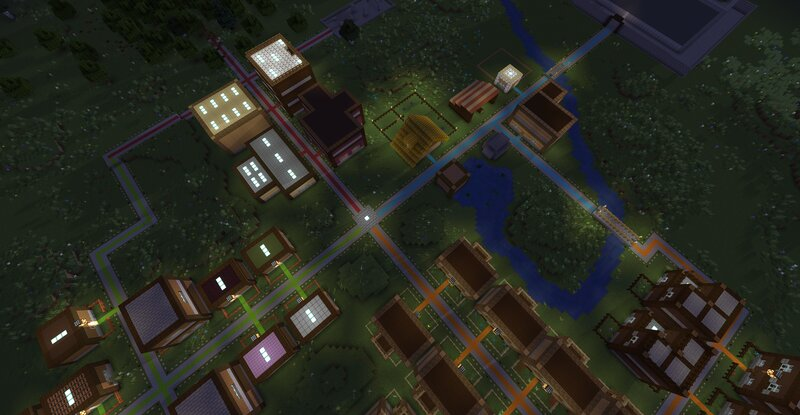 The city from above, as of v0.3