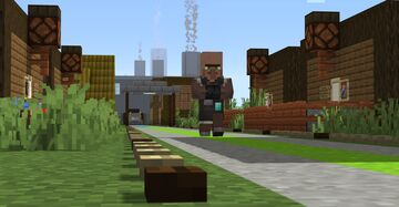 New City v0.3 Minecraft Map & Project