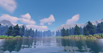 Northern Islands Minecraft Map & Project