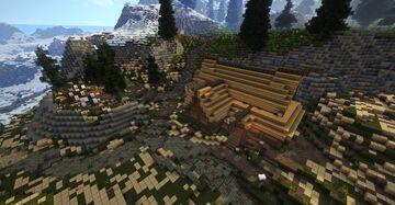 Kynesgrove (Skyrim TES) Minecraft Map & Project