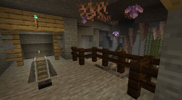Oscana [Spooky Abandoned Dwarven Stronghold] Minecraft Map & Project