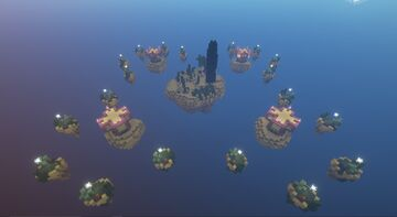 End [SkyWars Map] Minecraft Map & Project