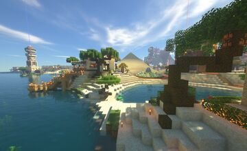 Wildcraft's Monthly Survival Showcase - July 2021 Minecraft Map & Project