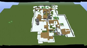 Dungeons Minecraft Map & Project