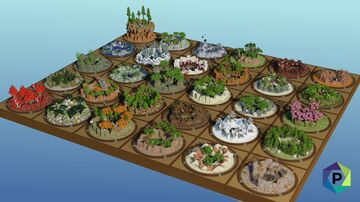 x30 HQ Prison Mine Pack   1.8+ Minecraft Map & Project