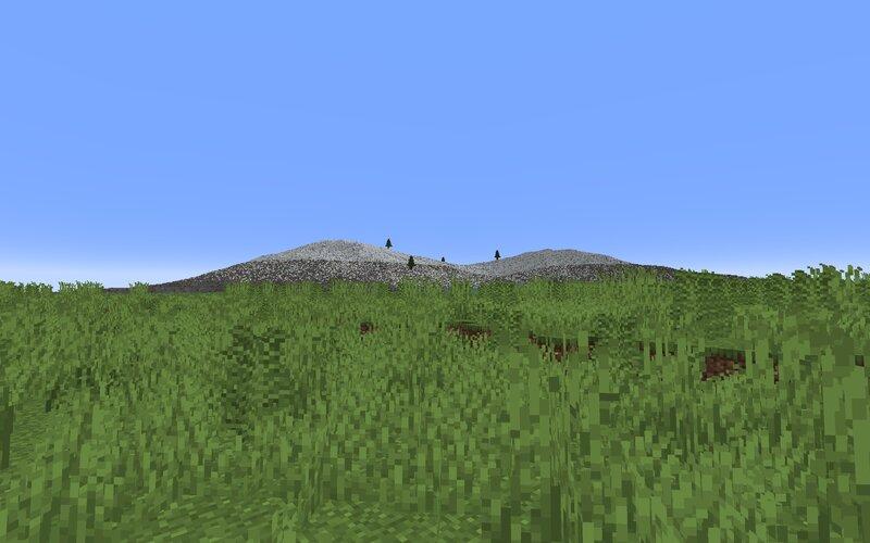 The peaks of Thirea