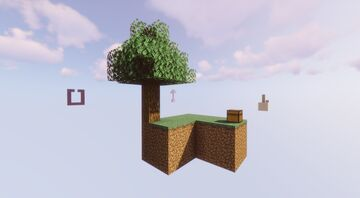 Skyblock Revamp: 1.16 Edition Minecraft Map & Project