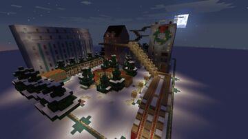 🎄Christmas world🎅 Minecraft Map & Project