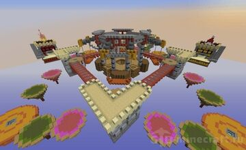Hypixel Medieval Bedwars Minecraft Map & Project