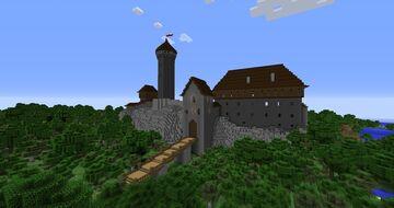 Zamek Ojców Minecraft Map & Project