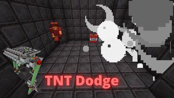 Redstone Minigame- TNT Dodge Minecraft Map & Project