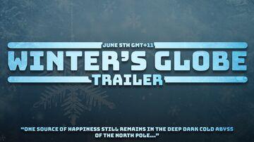Glacier's Orb Transformation, Winter's Globe Minecraft Map & Project