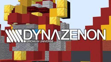 SSSS.DYNΛZENON: Dynazenon Build Minecraft Map & Project