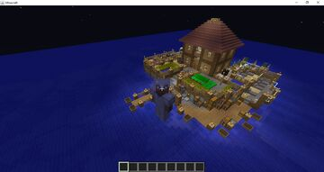 Super Island (2013 my first detailed map) Minecraft Map & Project