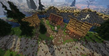 Mixwater Mill (Skyrim TES) Minecraft Map & Project