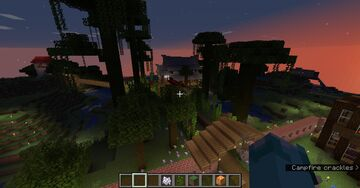 Shiky SMP(deleted) bulids Minecraft Map & Project